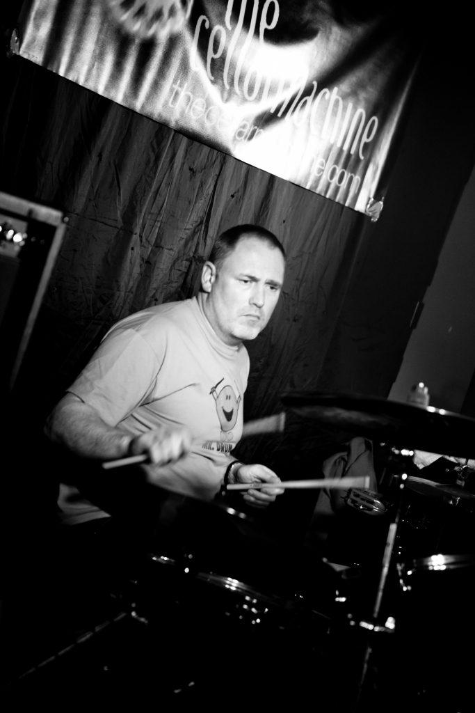 Kev Lynam - Drums